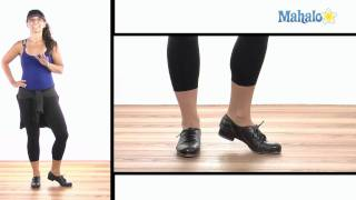 How to Do a Buffalo in Tap Dance