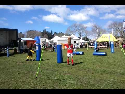 Rugby at the Show -2011