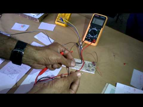 how to test Diac , Zener, LED, Diode
