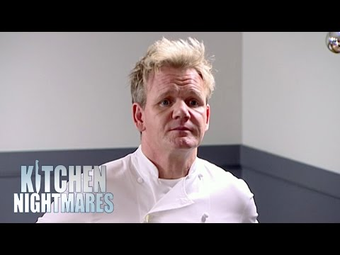 Owner Almost Ruins Relaunch Night - Kitchen Nightmares
