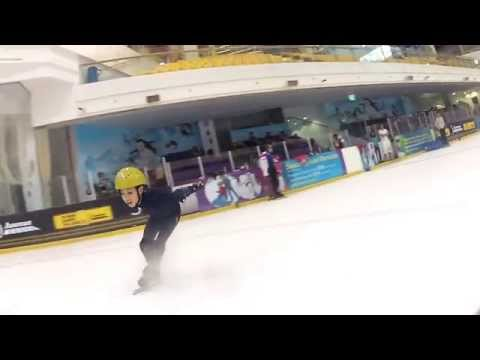 Kids On Speed - Speed skating in Singapore