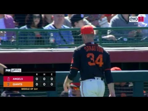 Giants Daily Spring Training Highlights: 3-1