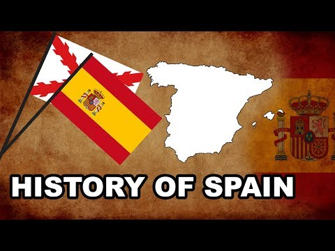 HISTORY OF SPAIN   The Spanish Animated History In a Nutshell