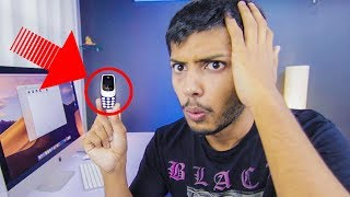The SMALLEST Phone I have Ever Used ! 🔥