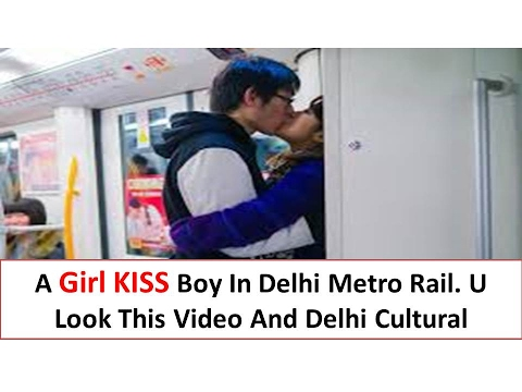 delhi cute girl kissing