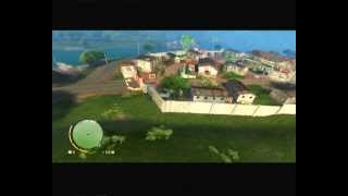 Far Cry 3, костюм-крыло, полет(use suit-wing)