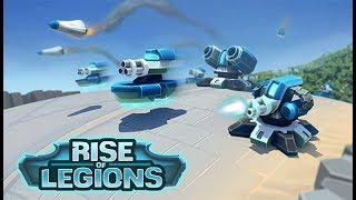 DGA Plays: Rise of Legions (Ep. 1 - Gameplay / Let