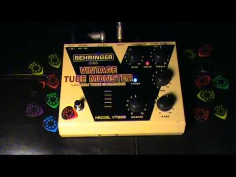 Behringer Vintage Tube Monster