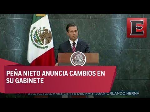 ÚLTIMA HORA: José Antonio Meade deja la Secretaría de Hacienda