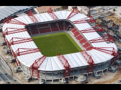 Greek Superleague Stadiums 16/17