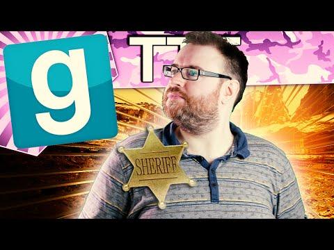 BEST DEPUTY - Gmod TTT (Garry's Mod Funny...