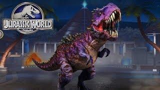 Jurassic World The Game - РАСШИРЯЕМ ПАРК. НОВЫЕ ДИНОЗАВРЫ