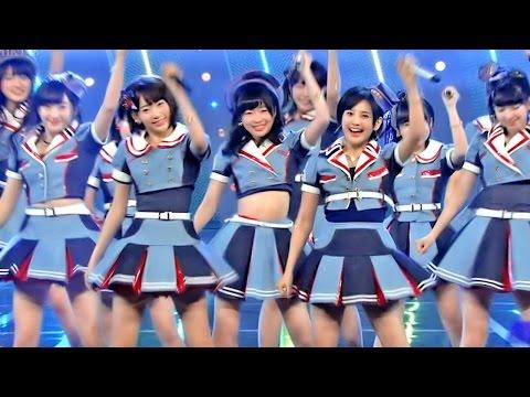 【Full HD 60fps】 HKT48 12秒 (2015.04.20) 5th Single