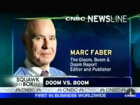 Marc Faber - Useless Financiers