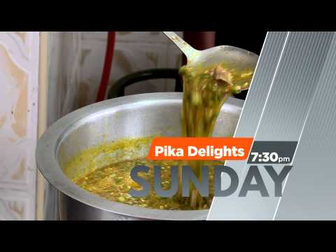 Pika Delights Cameroon Culture Sunday 12th July 2015 at 7:30 pm