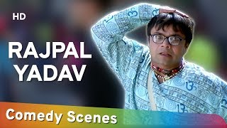 Rajpal Yadav Comedy (राजपाल यादव हिट्स कॉमेडी) - Comedy Scene Compilation -Shemaroo Bollywood Comedy