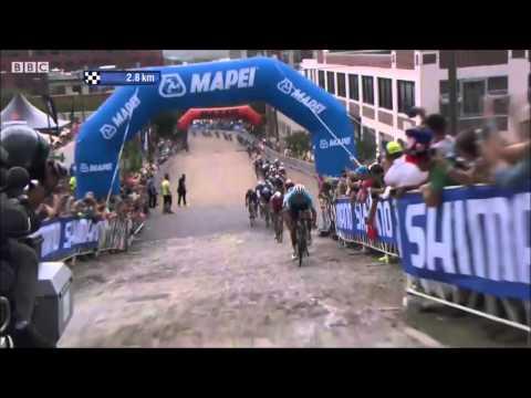 Cycling World Road Championships - Richmond 2015 - Final 5 Km - BBC Sport