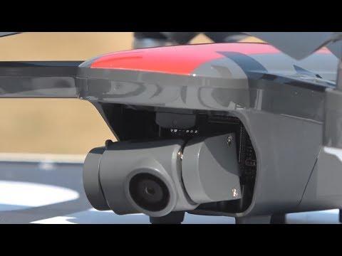 Фото Спарк за 15000!!!? GPS, 2-х осевой подвес, 1080HD и бесщёточные двигатели. C-Fly Dream для Съёмки