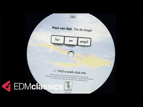 Paul van Dyk - For An Angel (PvD E-Werk Club Mix) (1998)
