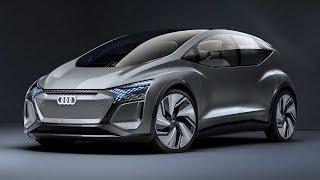 Audi AI:ME concept design footage