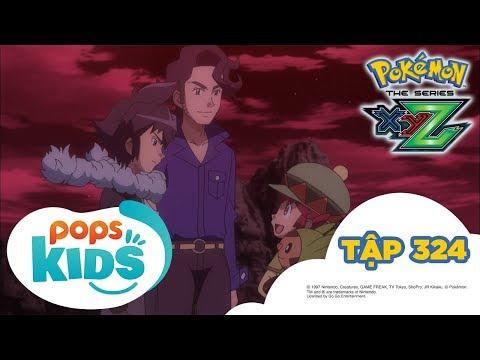 hack dot kich phien ban moi nhat hien nay - [S19 XYZ] Pokémon Tập 324 - Zygarde phản kích! Trận chiến cuối cùng ở Kalos - Hoạt Hình Pokémon
