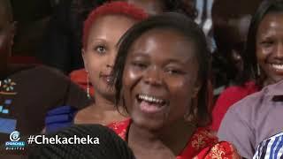 Mc Ashy - Kenya Police Auditions