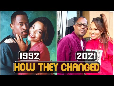MARTIN 1992 Cast Then And Now 2021 How They Changed