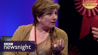 Where does Labour stand on Brexit? Evan quizzes Emily Thornberry - BBC Newsnight