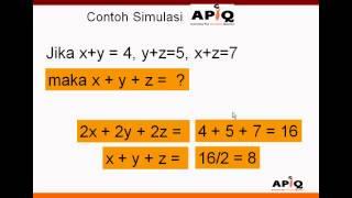 Membongkar Rahasia Cepat Jurus 7 Detik Matematika Paman APIQ