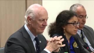 الانتقال السياسي عنوان المفاوضات السورية