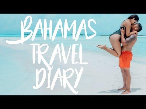 BAHAMAS TRAVEL DIARY | PAJARITABELLA
