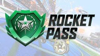 NEW Rocket Pass Update On Rocket League