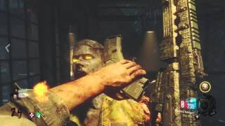 black ops 3 zombies kn 44 pack a punched best wall gun in zombies bo3 the giant zombies gameplay