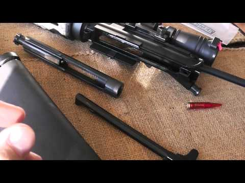 Problem charging handle, Oberland Arms OA 15 Black Label