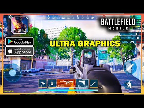 Battlefield Mobile Ultra Graphics Gameplay (Android, iOS) - Part 2