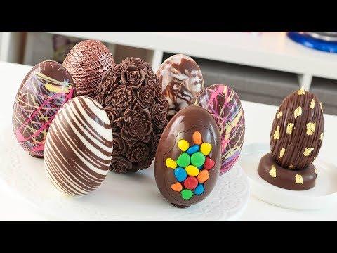 Variedad de Huevos de Pascuas - TAN DULCE