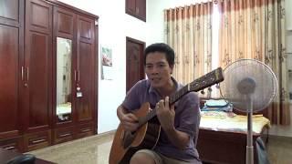 Hoa Cài Mái Tóc - Đệm Guitar