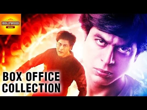 Fan Movie 1st Day Collection | Shahrukh Khan | Bollywood Asia