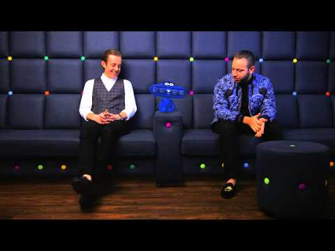 Chase & Status Interview Live From London's O2 Arena