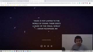 Google Doodle Games P03 | Fischinger | Composer Keren, Coba bisa di download
