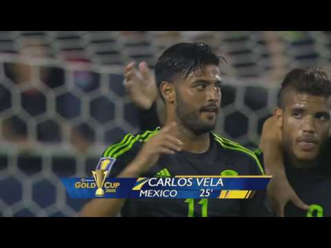 Gold Cup 2015 - All Goals