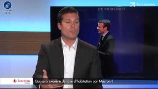 Macron : qui sera exonéré de la taxe d'habitation ?