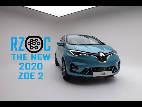 The Brand New Zoe 2 - 52Kwh with 50Kw CCS (RZOC Exclusive)