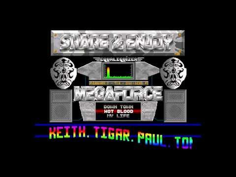 Share & Enjoy - Amazing Tunes 1  -= Amiga 50fps =-