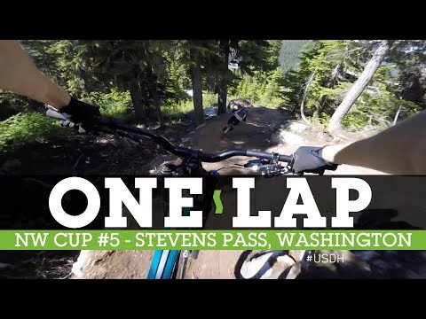 PROPER DH TRACK! NW Cup #5 Stevens Pass, Course Preview