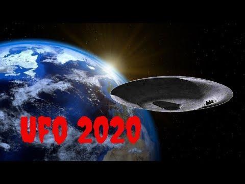 I NUOVI AVVISTAMENTI UFO, DEL 2020