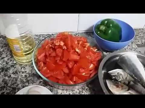 Rice & Yam tomato stew .(Natural method )Ghana
