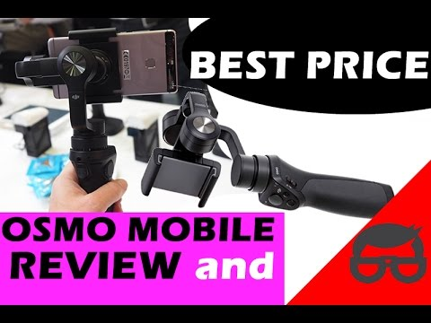 DJI OSMO MOBILE REVIEW and BEST PRICE Found! [ RX TECH BUYS ]