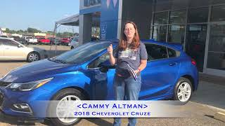 Customer Review | 2018 Chevrolet Cruze
