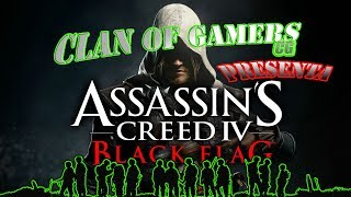 ASSASSIN CREED IV BLACK FLAG [PC] Gameplay ITA HD #1